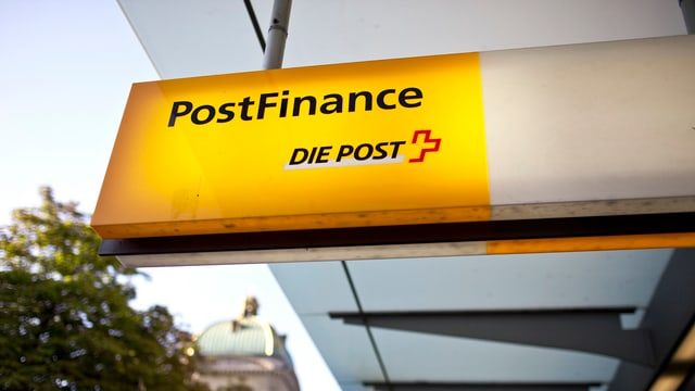 logo da la postfinance