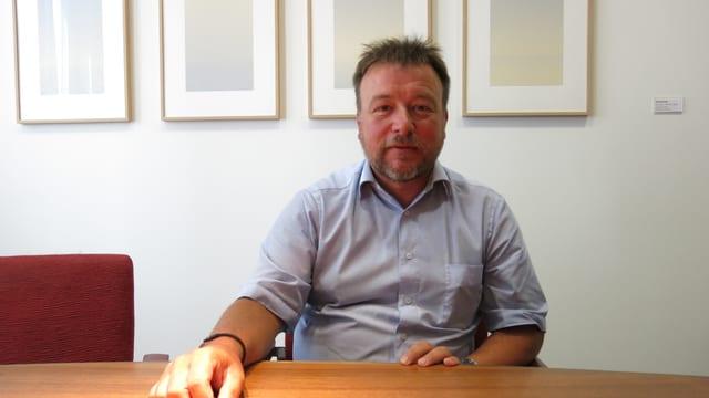 Reto Gugger, BDP-Stadtrat aus Biel