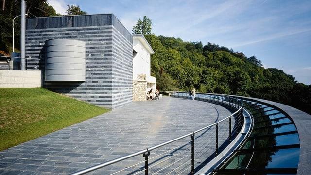 Das Centre Dürrenmatt Neuchâtel (CDN)