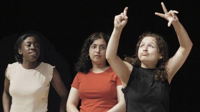 Video «Deaf Jam» abspielen