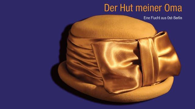 Das Coverbild mit dem Hut der Oma.