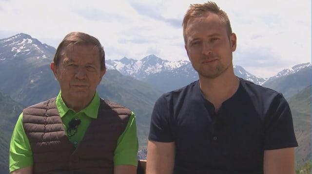 Video «Berghütten Spezial – Tag 1 – Restaurant Alp-Hittä, Andermatt» abspielen