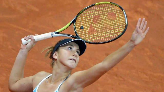Belinda Bencic.