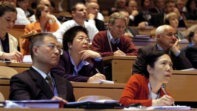 Kongress an der Universität St. Gallen