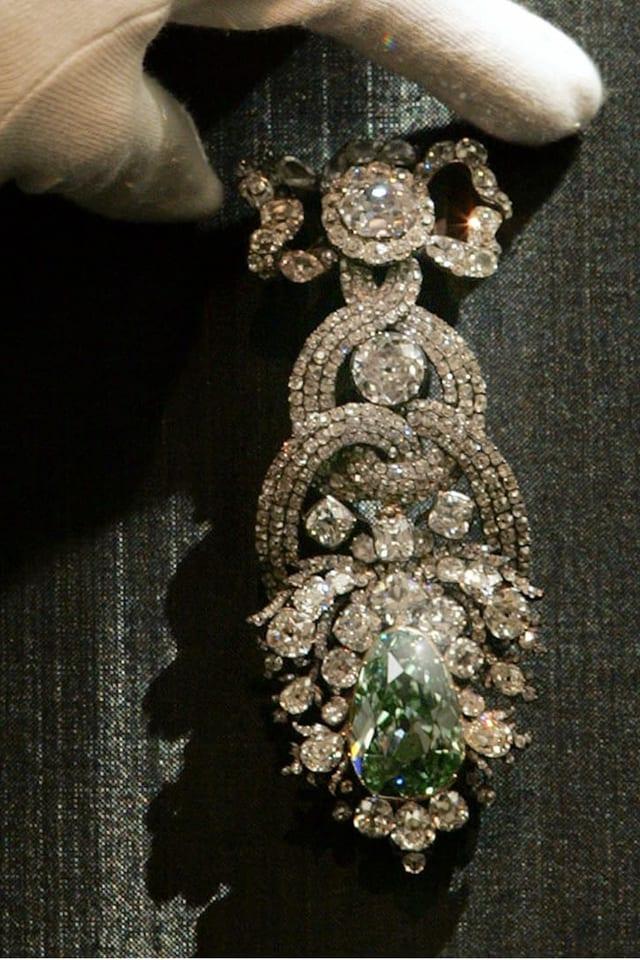 Der Grüne «Diamant».
