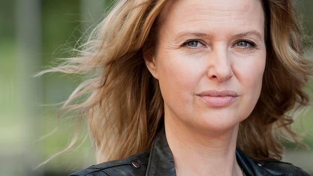 Katharina Böhm spielt Vera Lanz.