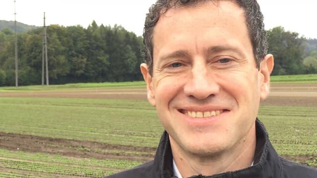 Matthias Betsche, Pro Natura Aargau