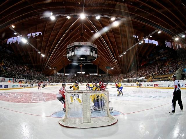Eishalle Davos