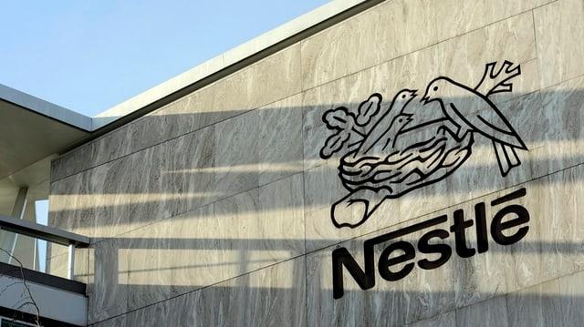 Sedia principala da Nestlè a Vevey.
