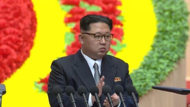 Il dictatur Kim Jong Un durant in pled.