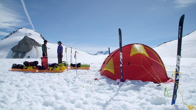 Video «Einfach leben: Alaska (2/3)» abspielen