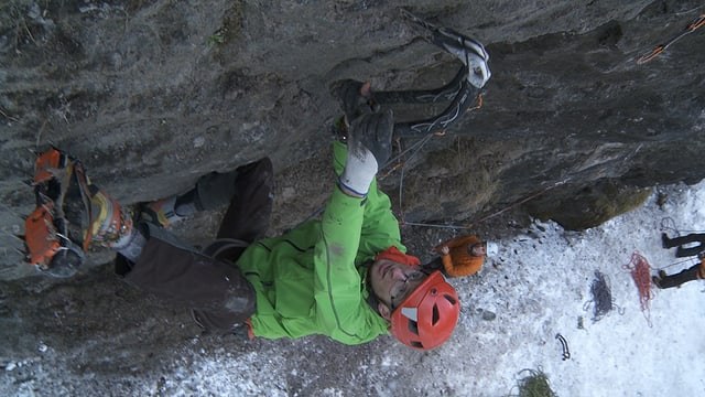 Video «Das Expeditions-Team: Der erste Test (1)» abspielen
