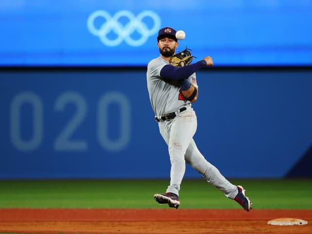 Baseballer Eddy Alvarez