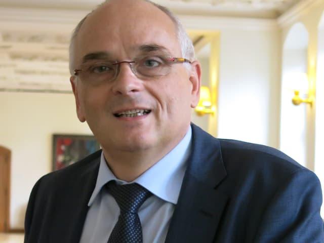 Pierre Alain Schnegg.