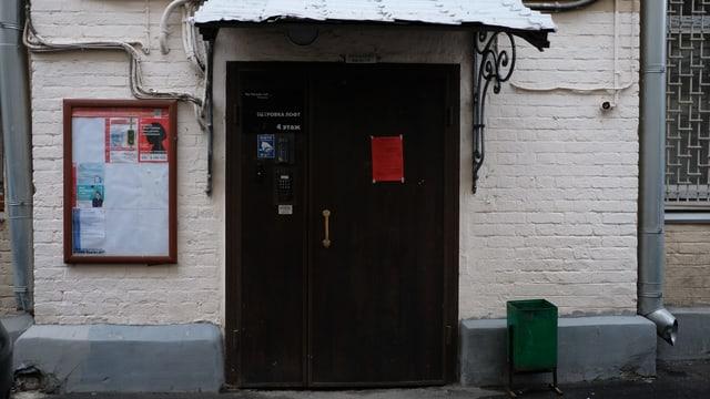 Die «Petrovka Loft» liegt im Herzen von Moskau.