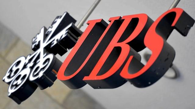 Logo da la banca UBS.