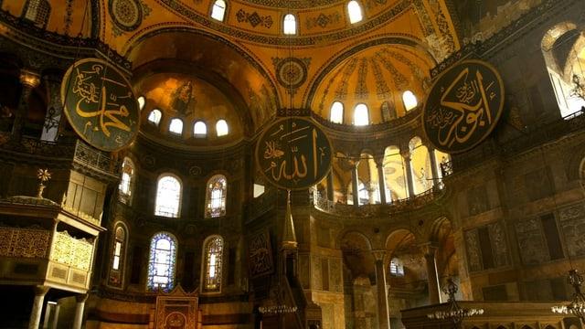 Hagia Sofia.