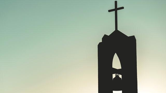 Ein Glockenturm