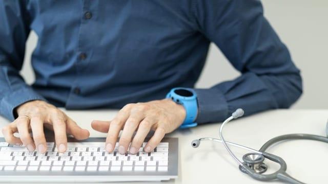 La schanza da la digitalisaziun en il sectur da sanadad