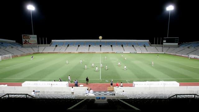 Nur wenige Zyprer besuchten in dieser WM-Quali die Spiele der Nationalmannschaft (im Bild das GSP Stadion in Nikosia).