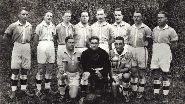 equipa da Domat 1935