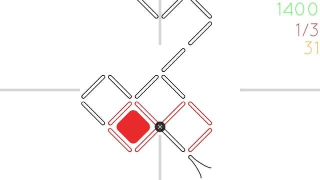 Spielszene aus dem Game «The Quads»