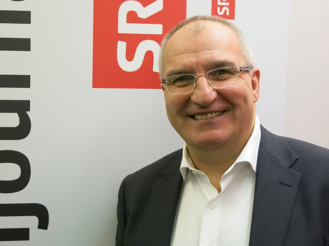 SP-Kandidat Daniel Münger