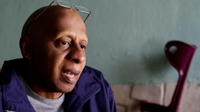 Porträt von Guillermo Fariñas.