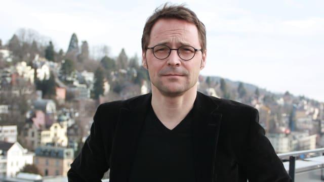 Porträt Hans Ulrich Rechsteiner