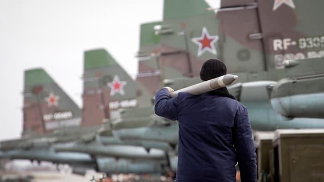 Um porta missil sper jets da cumbat