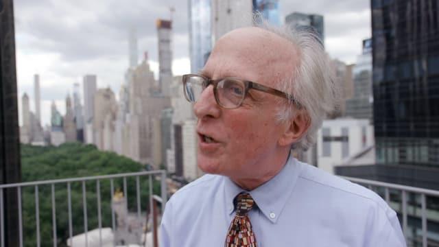 Andrew Tesoro, ehemaliger Architekt von Trump
