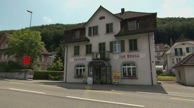 Video «Kanton Aargau– Tag 3 – Gasthaus zur Brugg, Baden» abspielen