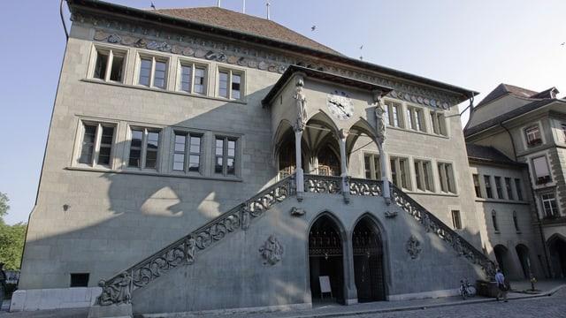 Berner Rathaus.