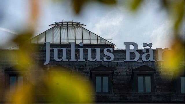 La sedia da la Banca Julius Bär a Turitg.