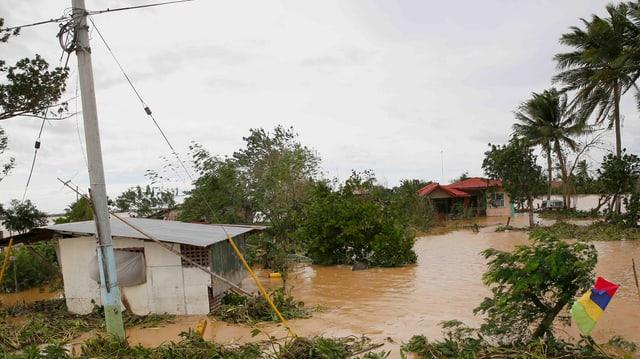Tenor prognosas banduna il taifun las Filippinas pir la mesemna.