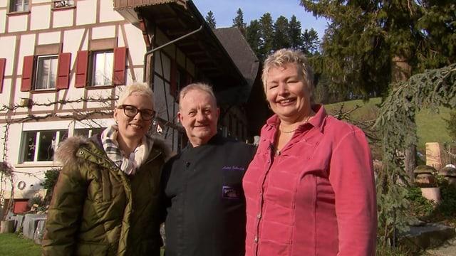 Video «Emmental-Oberaargau – Tag 4 – Restaurant Bürgisweyerbad, Madiswil» abspielen