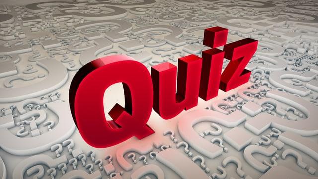Das Quiz zum Fahrausweis
