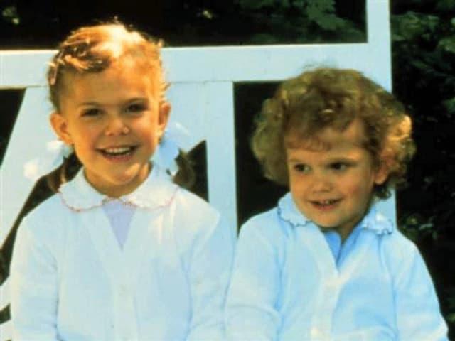 Prinzessin Victoria und Prinz Carl Philip