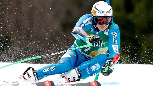 Triumphiert der Norweger im letzten Slalom der Saison?
