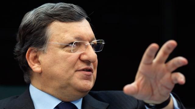 Video «José Manuel Barroso: Brüssels Zar oder Merkels Pudel?» abspielen