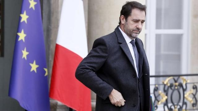 Frankreichs Innenminister Christophe Castaner
