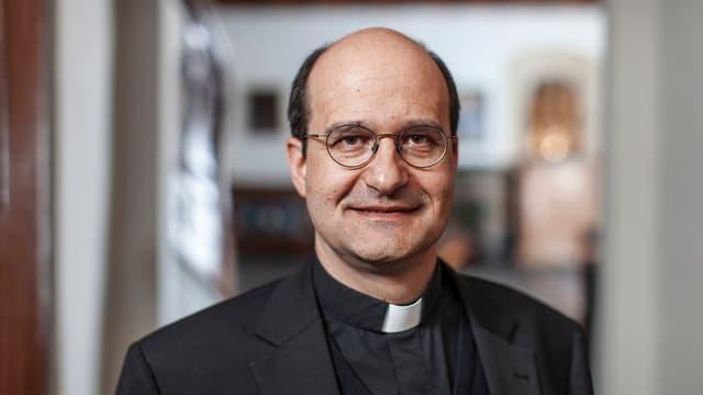 Martin Grichting, il vicari general da l'uvestgieu da Cuira
