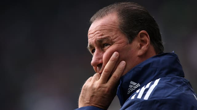 Huub Stevens wurde bei Schalke 04 freigestellt.