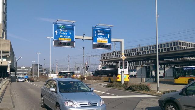 Verkehr in Brugg