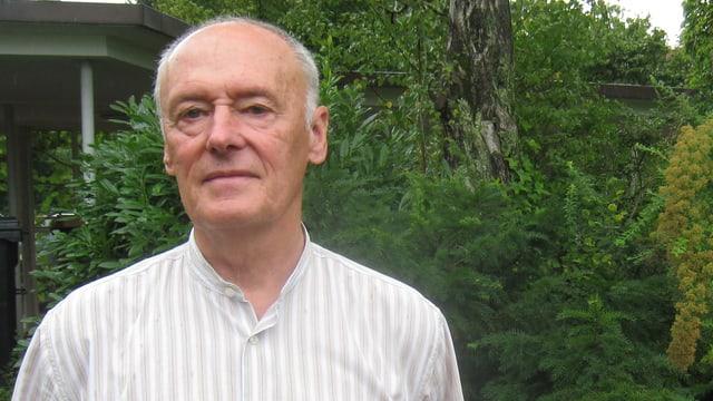 Der Basler Alt-Regierungsrat Remo Gysin.