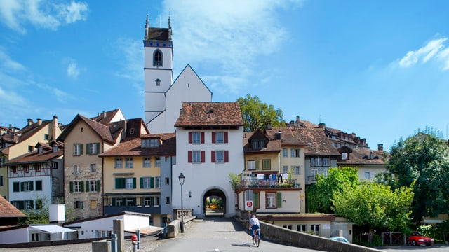 Stadtkirche Aarau