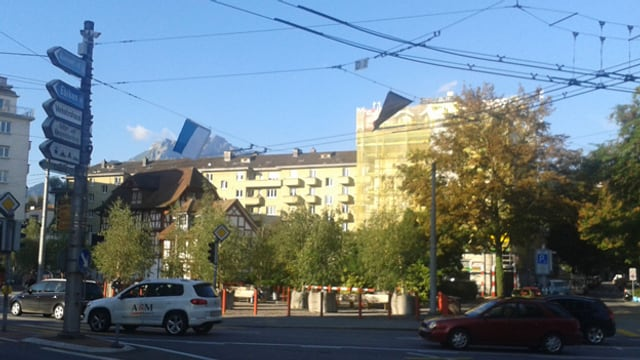 Luzern Pilatusplatz