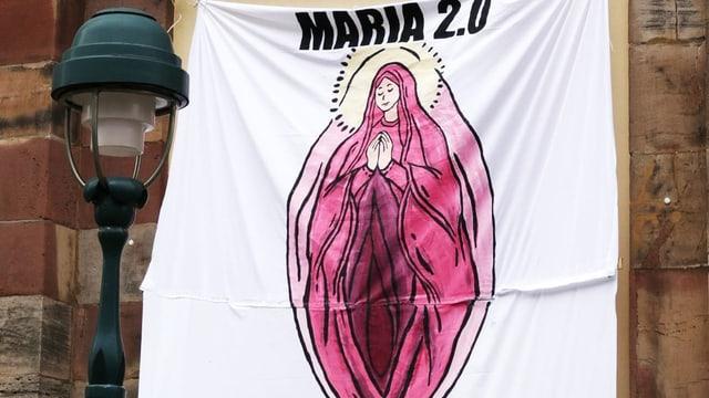 Die Jungfrau Maria und ihre «heilige» Vulva