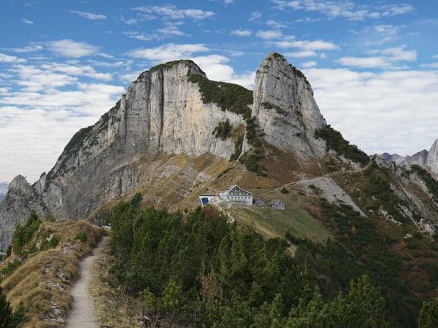 Stauberen im Alpstein