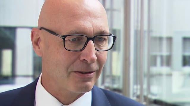 Thomas Flury ist Devisenexperte bei der Grossbank UBS